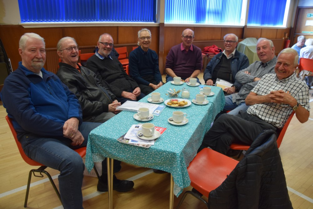 Mens table coffee morning resized