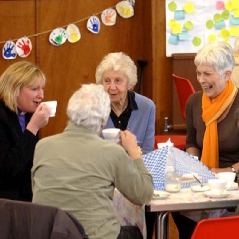 Tile 13 Coffee Morning
