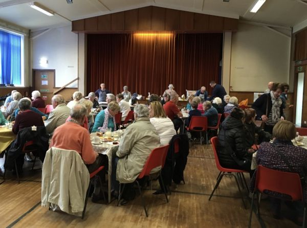 Elders    Coffee Morning 1